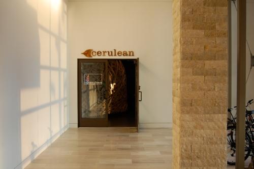 Cerulean entrance